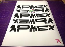 APHEX TWIN • Selected Ambient Works 85-92 • Poster • A5-A1 sizes • FREE DELIVERY