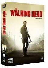 THE WALKING DEAD STAGIONE 5 5 DVD SIGILLATO - EDIZIONE ITALIANA