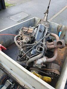 Mk2 Escort 13 Sport Engine