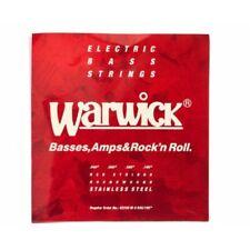Warwick 42200M Red Label M Stainless Steel - Corde per basso elettrico 45/ 105