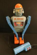 "Marx Mr Mercury Robot 13"" Battery Operated Japan 1962"