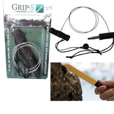GRIPS Survival Tool - Wire Saw, Drivers - Can Be Used with SawzAll Blades!