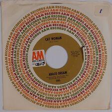 ABACO DREAM: Cat Woman USA A&M Funk Breaks 45 Super HEAR