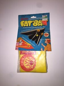 "Vintage Gayla  ""Fat Bat"" Inflatable Kite 1973 48"" wingspan(deflated) stk #. 116"