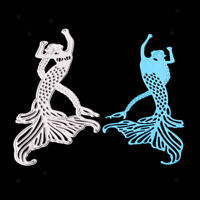 Mermaid Metal Cutting Dies Stencil Scrapbooking Cards Embossing Crafts 149mm