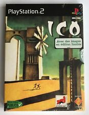PS2 Ico Limited Edition ( 2001), French Boxtext, New & Factory Sealed, Flawed