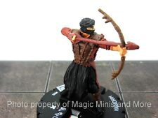 Return of the King HARADRIM #5 Lord Rings HeroClix miniature #005 LotR