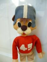 RARE Vintage Dream Pets Dakin Tomy Football Player 49 Style 619 Good Sports