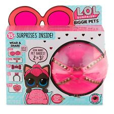 LOL Surprise Biggie Pets Wave 2 SPICY KITTY Eye Spy Ball Doll Gift