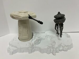 Kenner Star Wars Hoth Turret and Probot Playset