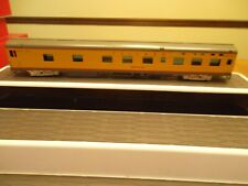 "BRASS UNION PACIFIC SLEEPER ""AMERICAN VIEW"" by SOHO # 0479 CUSTOM PRO PAINTED"