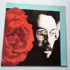 Elvis Costello - MIghty Like A Rose Vinyl LP European 1st Press 1991 EX/NM