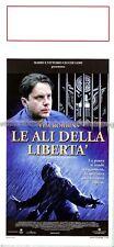 Shawshank Redemption 1995 Tim Robbins Italian locandina