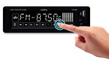 Car Stereo Head Unit Touchscreen 4x25W Bluetooth LCD BT USB MP3 WMA FM Radio UK