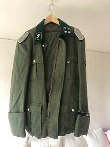 Reenactment Uniform SS Officer