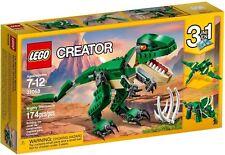 Lego 31058 Creator Dinosaure 3en1 Mighty Dinosaurs  neuf