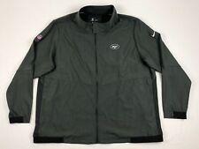 NEW Nike New York Jets - Gray Jacket (4XL)