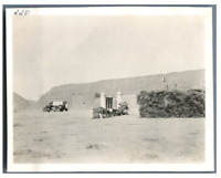 Algérie, Tamanghasset (تمنراست), Amguid  Vintage silver print. Série de photos a
