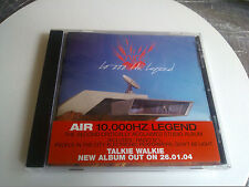 AIR - 10,000 Hz Legend 2001 CD ALBUM