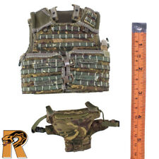British Army Afghanistan - Molle Body Armor Set - 1/6 Scale - Damtoys Figures
