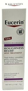 Eucerin Roughness Relief Spot Treatment  2.5 fl.oz Read Info