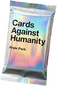 Cards Against Humanity Pride Pack With Glitter (Original Version)