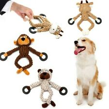 Puppy Toys Dog Chew Squeaky Soft Plush Sound Toy Stuffing Funny Toy