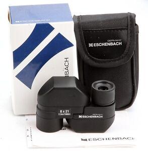 Eschenbach 8x21mm Monoculars Mint Box
