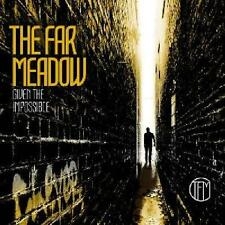THE FAR MEADOW - GIVEN THE IMPOSSIBLE MEW NOV 2016 DIGIPAK EXCITING UK PROG