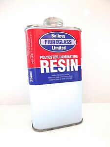 Fibreglass Resin GRP Including Hardener