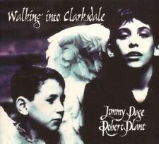 JIMMY PAGE ROBERT PLANT- WALKING INTO CLARKSDALE 1998 UK CD IN DIGIPAK