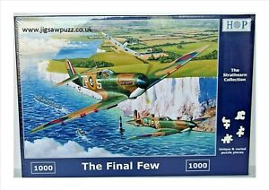 The Final Few New Release Strathearn 1000 House of Puzzles HOP Jigsaw Puzzle