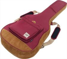 IBANEZ IAB541 WR Gig Bag for Acoustic Guitar Wine Red