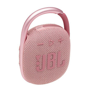 JBL Clip 4 Ultra-portable Waterproof SpeakerPink