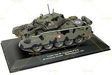 Eaglemoss SEGUNDA GUERRA MUNDIAL Cruiser Tanque Mk. VI Crusader III Blindado