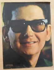 ROY ORBISON 'shades' magazine PHOTO/Poster/clipping 13x10 inches
