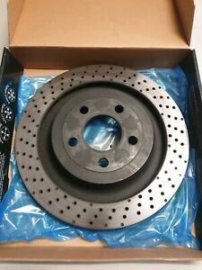Ford Mustang 2015 -current DBA 4000XS rotors