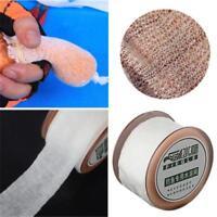 5M*25mm PVA Fishing Mesh Refill Carp Stocking Boilie Rig Bait Wrap Bags IT