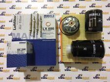 LAND Rover Defender TD5 OEM MAHLE & Bearmach Kit di servizio del motore Inc glow plugs