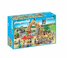 Playmobil City Life Large City Zoo 6634 (for Kids 4 to 10)