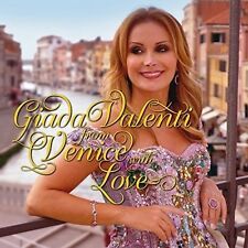 Giada Valenti - From Venice with Love [New CD]
