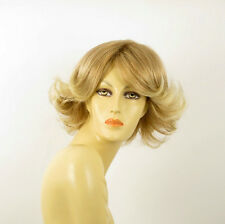 women short wig light blonde wick light copper blond FLORE 27t613