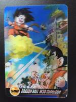 Carte Dragon Ball Z DBZ Morinaga Wafer Card Part 9 #508 3D MADE IN JAPAN