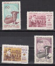 N. Vietnam Scott 72-5 Mint NH (Catalog Value $25.00)