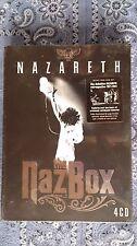 Nazareth The Naz Box, 4 CD /Box/Best Of/2011/neu OVP
