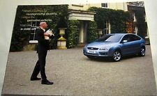 Advertising Car Ford Focus - posted 2006
