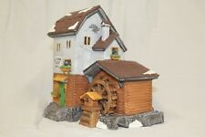"Department 56: Heritage Village: Alpine Village: ""Stoder Grist Mill"" #5953-6"