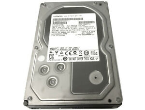 "Hitachi Deskstar (0F12450) 3TB 64MB 7200RPM SATA 6.0Gb/s 3.5"" Desktop Hard Drive"