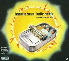 Hello Nasty [Remastered] [LP+CD] by Beastie Boys (Vinyl, Aug-2009, 2 Discs, Capitol)