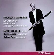 Devienne: Sonates Op. 24 pour Basson, New Music
